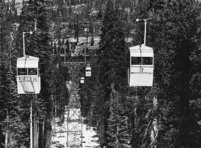 sugar bowl gondola