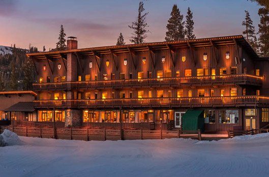 The Hotel at Sugar Bowl