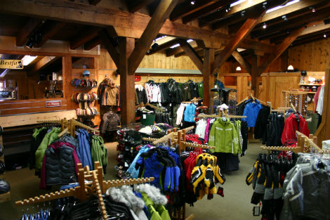 Village Ski & Sports Retail Shopping