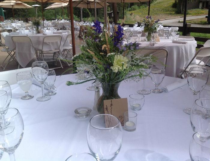Wedding Receptions at Sugar Bowl