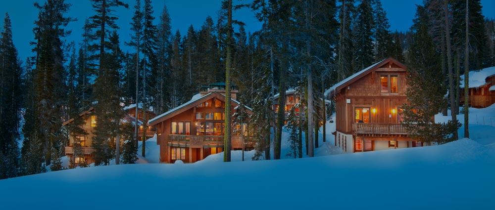 Jerome Creek Cabins at Sugar  Bowl Ski Resort