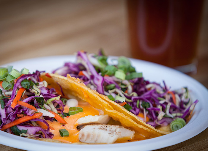 Royal Gorge's Fish Tacos