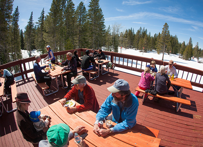 Royal Gorge's Summit Station Dining Options