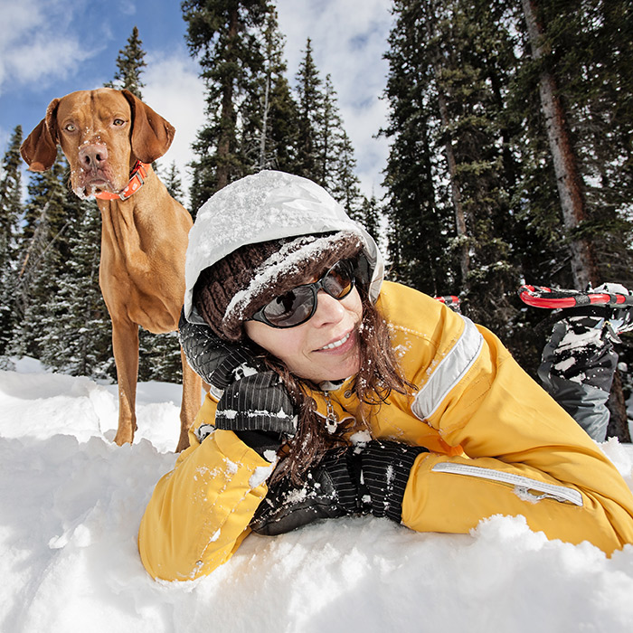 Runs Available for Dogs and Owners at Royal Gorge