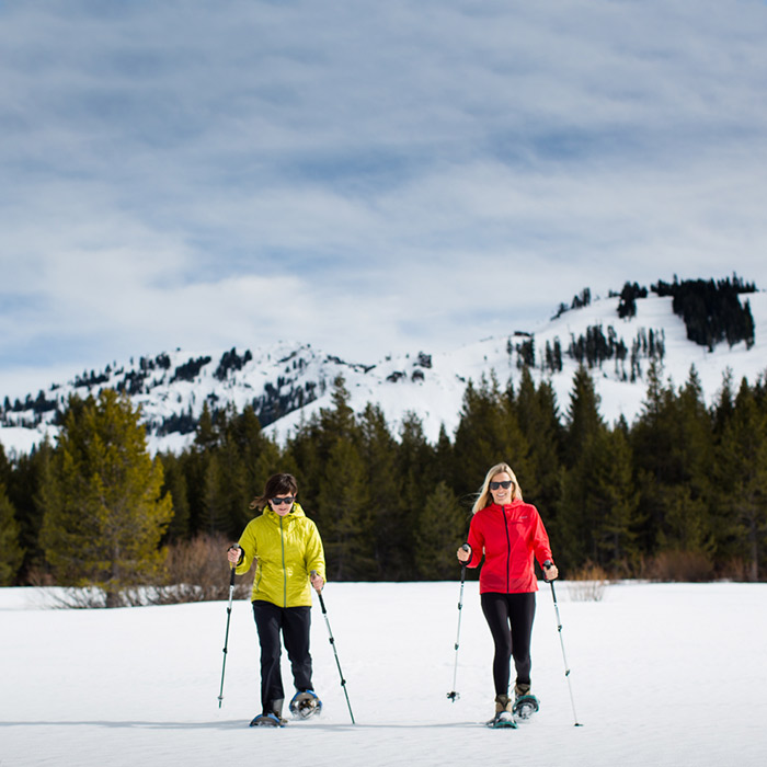 Explore North America's Largest Cross Country Resort