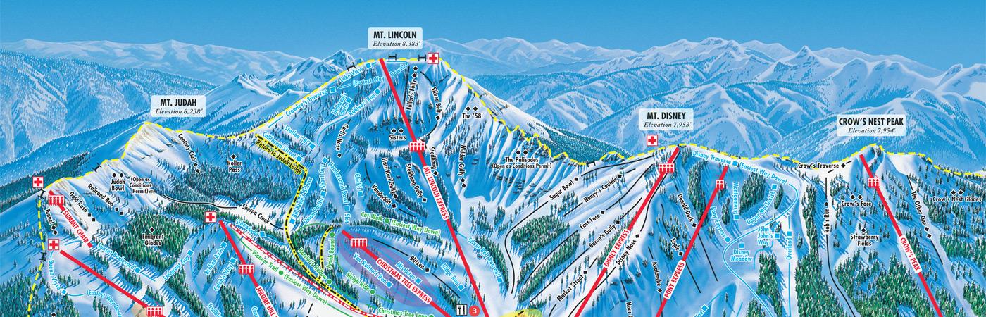 New Mountain Stats Sugar Bowl Resort Donner Summit California