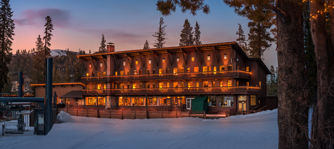 The Lodge at Sugar Bowl