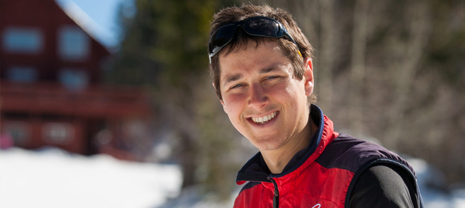 Cross Country Lessons - Royal Gorge Ski instructor