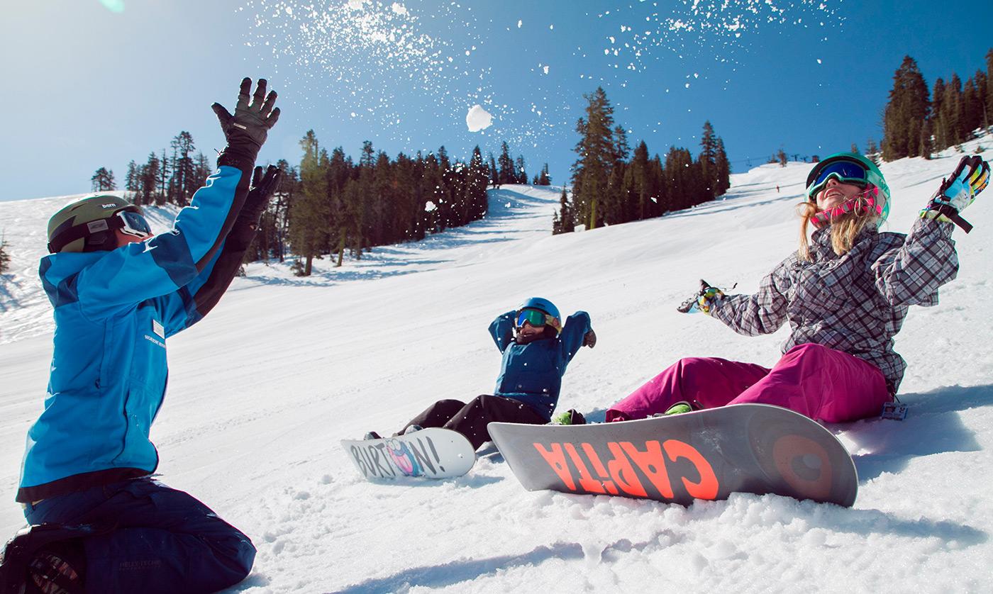 Sugar Bowl Kids Ski and Snowboard School Program's New Location