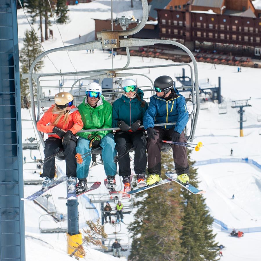Affordable lift tickets for families with Children to ski or snowboard.
