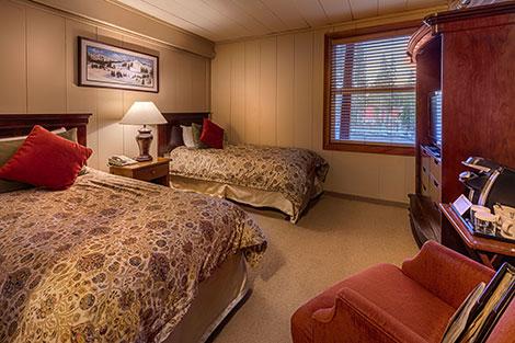 The Hotel lodging special at Sugar Bowl
