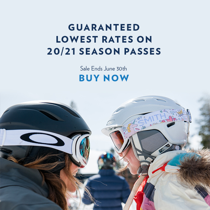 Grab a Sugar Bowl Season Pass and ski or snowboard as much you can for the 2020/2021 winter season!