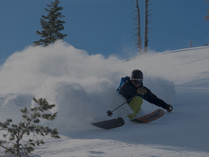 Sugar Bowl Village offers trailside access for skier, snowboarders and cross country enthusiast.