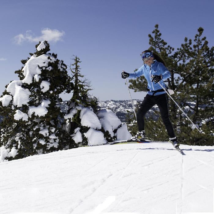Royal Gorge Skateski Trail Passes