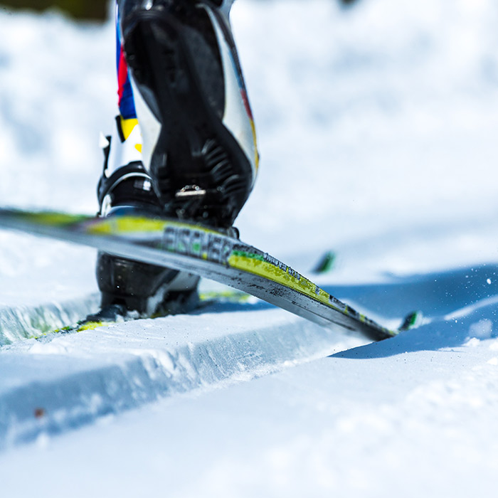 Classic Cross-Country Skiing at Royal Gorge Cross Country