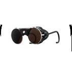 Antique ski goggles.