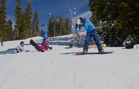 Youth Ski & Snowboard Programs