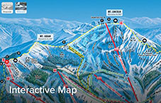 Sugar Bowl Map Trail Maps | Sugar Bowl Trail Map | Royal Gorge Trail Map | Resort Map Sugar Bowl Map