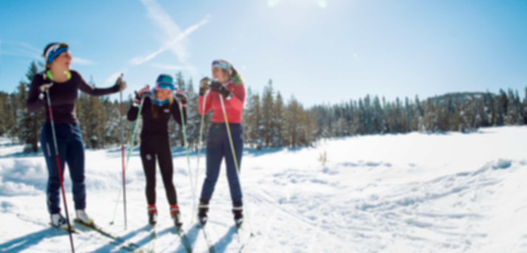 Cross Country Ski Sale Akers Ski Com >> Royal Gorge Cross Country Resort North America S Largest Xc Ski