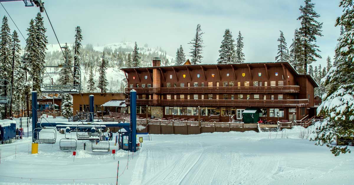 The Hotel At Sugar Bowl Ski Resort Convenient Slopeside